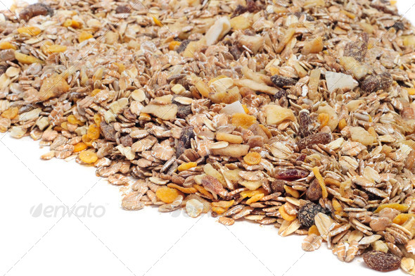 muesli - Stock Photo - Images
