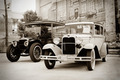 Antique Cars with Sepia Effect - PhotoDune Item for Sale