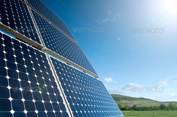 Solar Panel - Stock Photo - Images