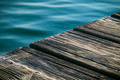 Macro shot of planks near a lake - PhotoDune Item for Sale