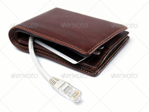 Online payment - Stock Photo - Images