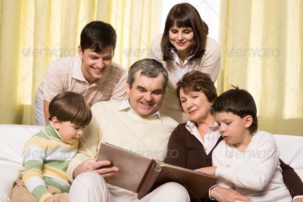 Фото семейное смотреть