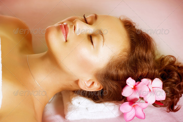 Spa. Day-Spa - Stock Photo - Images