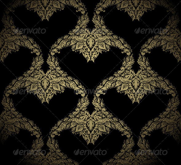 Floral Pattern - Stock Photo - Images