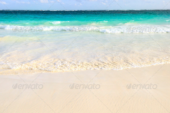 sea landscape - Stock Photo - Images