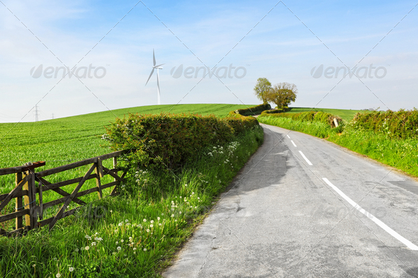 Wuthering Heights - Stock Photo - Images