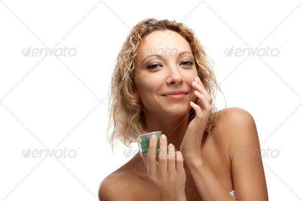 Beautiful woman - Stock Photo - Images