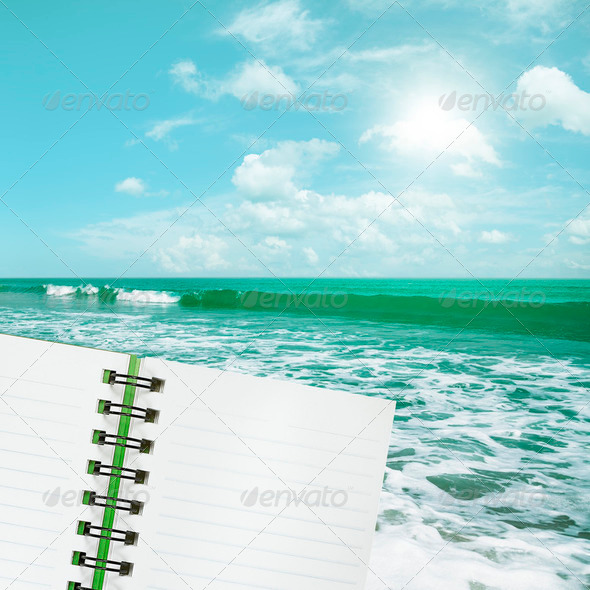Summer vacation - Stock Photo - Images