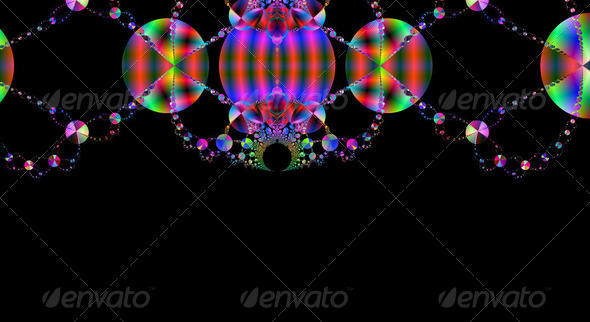 Abstract computer generated background - Stock Photo - Images