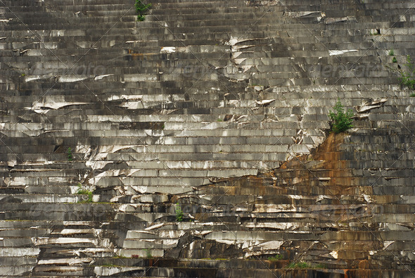 marble quarry - Stock Photo - Images