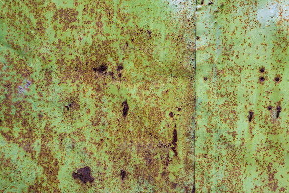 Grunge Metal Surface - Background Texture For Graffiti - Stock Photo - Images