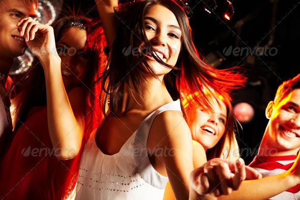 PhotoDune Attractive dancer 360943