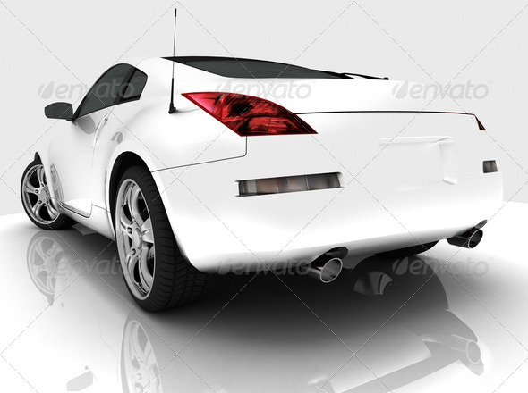 Car Model - Stock Photo - Images