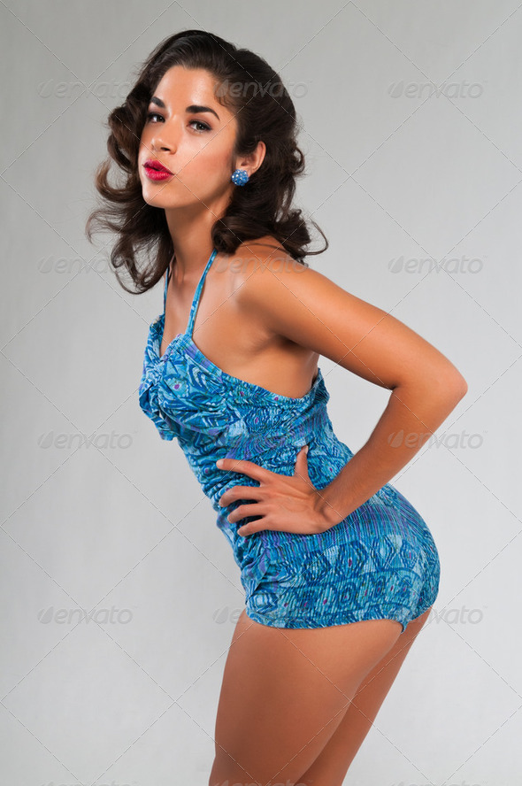 Brunette - Stock Photo - Images