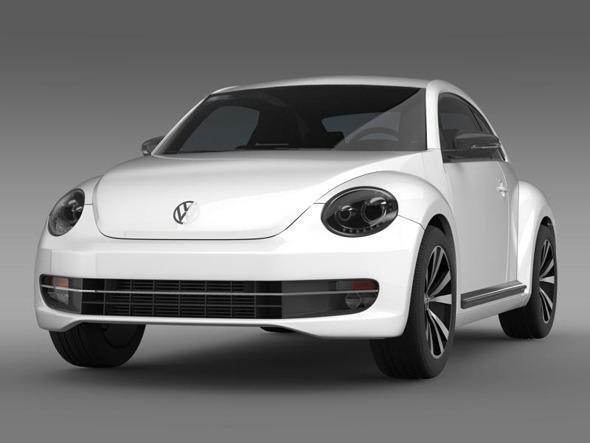 3DOcean VW Beetle 3357602