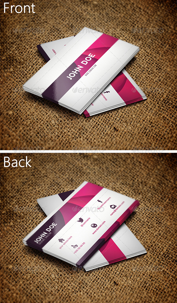 GraphicRiver Creative Business Card 5 3357698