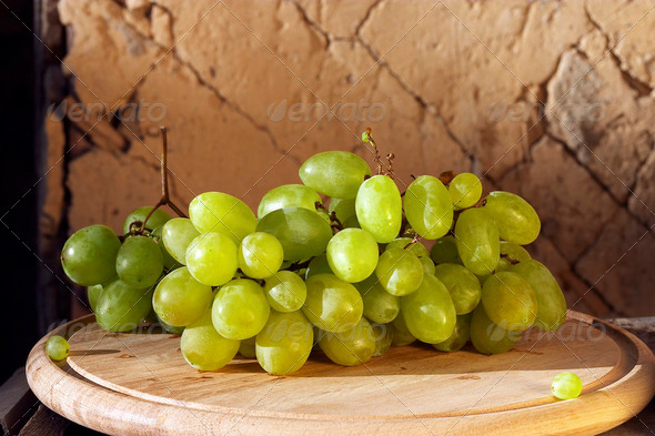 grapes - Stock Photo - Images