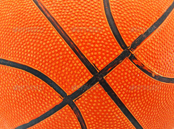 Basketball Ball - Stock Photo - Images
