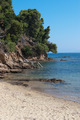 The beach on the Greek island - PhotoDune Item for Sale