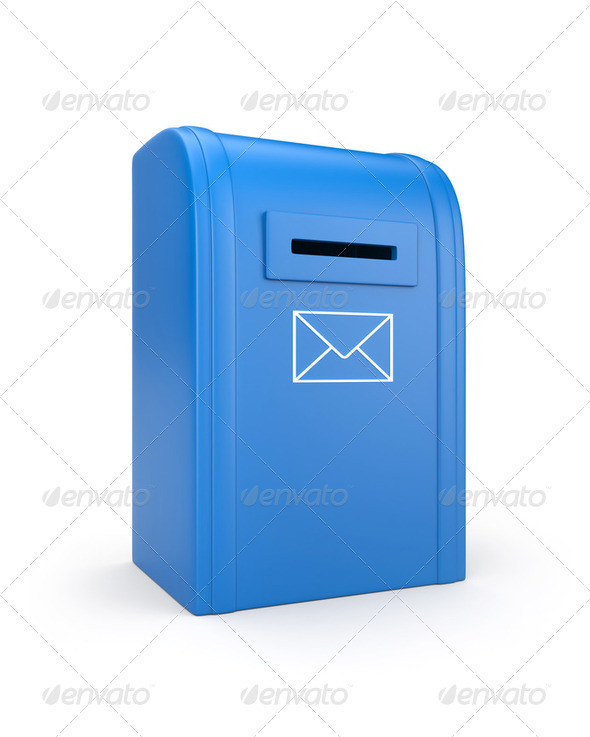 Mailbox - Stock Photo - Images
