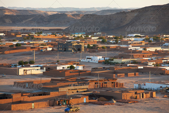 Wadi Halfa - Stock Photo - Images