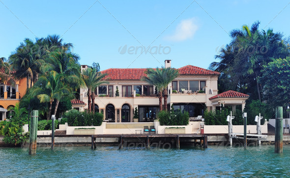 PhotoDune Miami Luxury house 2542801