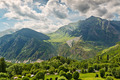 Pyrenees mountain views from Taull, Catalonia, Spain - PhotoDune Item for Sale