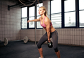 Kettlebell Workout - PhotoDune Item for Sale