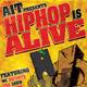 Hip Hop is Alive Poster/Flyer - GraphicRiver Item for Sale