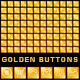Vector Set of Golden Buttons - GraphicRiver Item for Sale