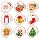 Christmas Characters and Symbols - GraphicRiver Item for Sale