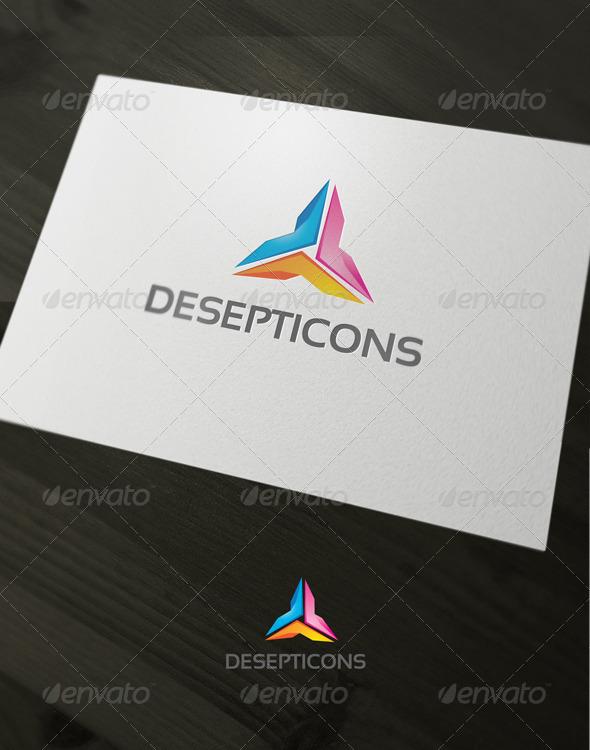 GraphicRiver Deseptikons 3360752