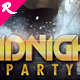 Midnight Party Flyer - GraphicRiver Item for Sale