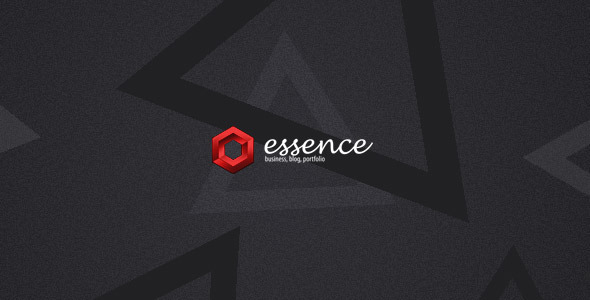 ThemeForest Essence Blog and Portfolio WordPress Theme 398413