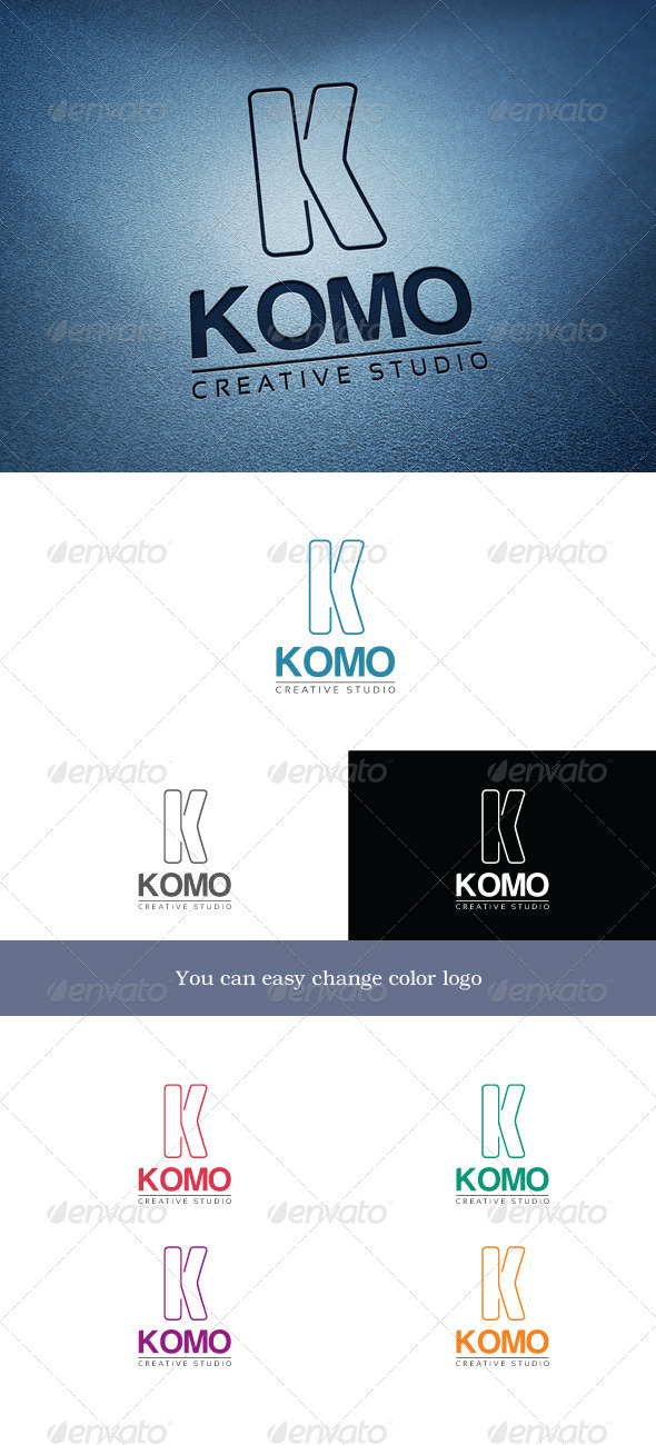 GraphicRiver Komo 3363175