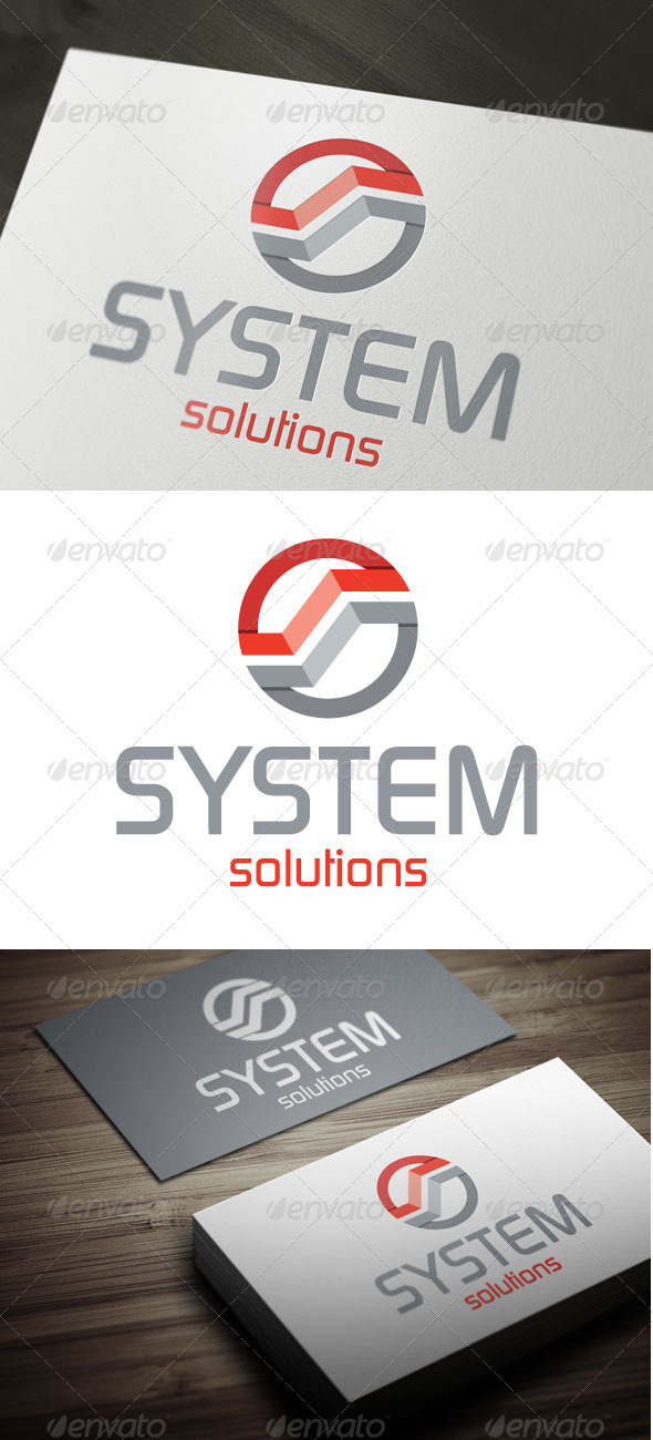 GraphicRiver System Solutions 3363579