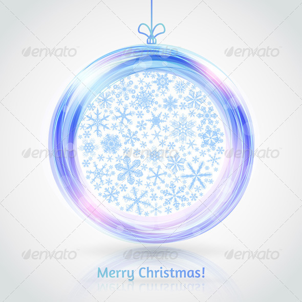 GraphicRiver Christmas Card 3364731