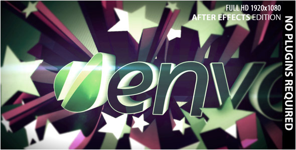 After Effects Project - VideoHive Classy Logo Reveal V2 3367179