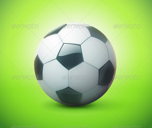 GraphicRiver Soccer ball 3368658