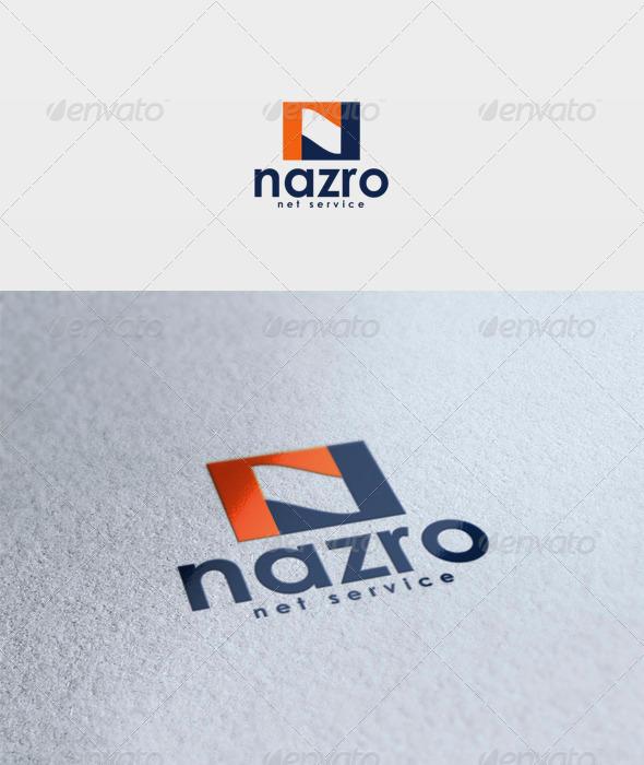 GraphicRiver Nazro Logo 3370105