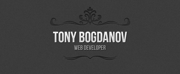 TonyBogdanov