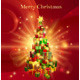 Red Merry Christmas Gift Tree Design - GraphicRiver Item for Sale