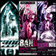 Night Club Party Flyer Bundle - GraphicRiver Item for Sale