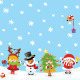 Kids With Christmas Costumes - GraphicRiver Item for Sale