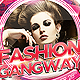 Fashion Gangway Flyer - GraphicRiver Item for Sale