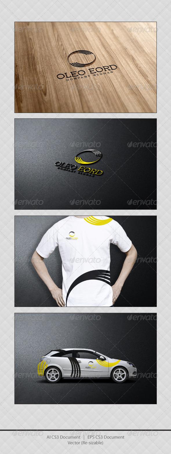 GraphicRiver Oleo Eord Logo Templates 3364325