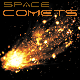 Space Comets - GraphicRiver Item for Sale