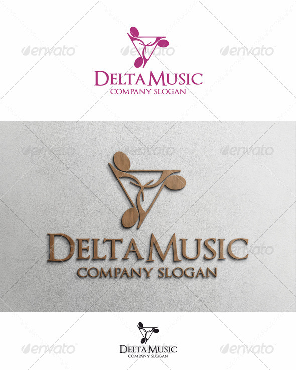 GraphicRiver Delta Music 3385955