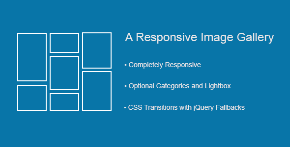 Responsive Gallery Tile - WorldWideScripts.net artigo para a venda
