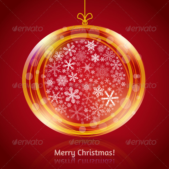 GraphicRiver Christmas Card 3393501